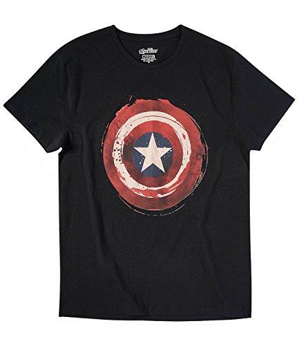 Avengers Assemble Homme Tee-shirt - noir, Vêtements