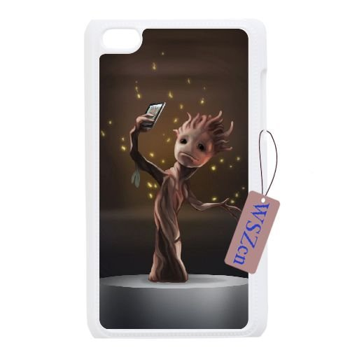 Groot Phone case for iPod Touch 4, DIY Groot Phone case