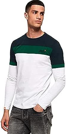 Superdry Men's Ol Engineered L/S Top Long Sleeve