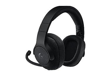 G433 7.1 Kablolu Surround Oyun Kulaklığı (PC, Xbox One, PS4) Siyah - 981-000668