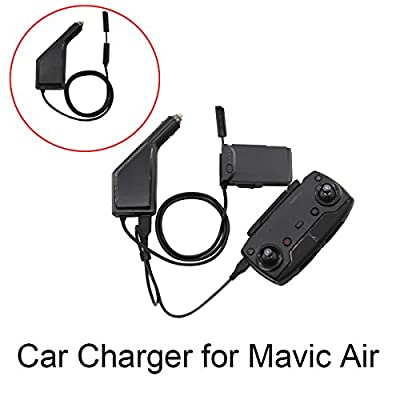 Intelligent Car Charger For DJI Mavic Air Drone