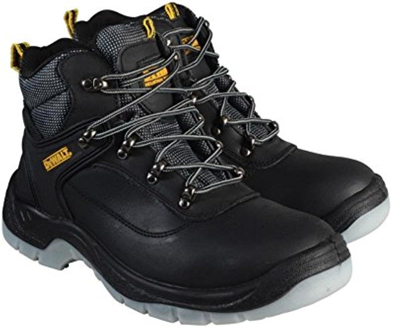 Dewalt Laser- Zapatos de cuero para hombre