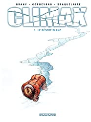 Climax - tome 1 - Le Désert blanc