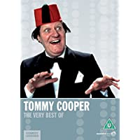 Tommy Cooper - The Very Best Of - Comedy Legend