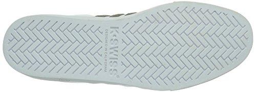 K-Swiss Adcourt 72 SO, Scarpe a collo basso Uomo Bianco (Weiß (White/ indigo 112))