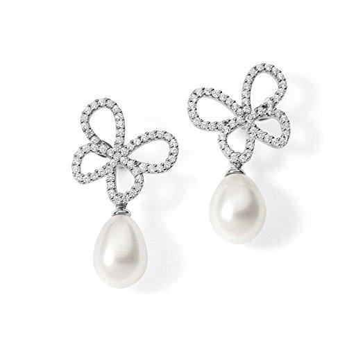 orecchini donna gioielli Comete Farfalle elegante cod. ORA 107