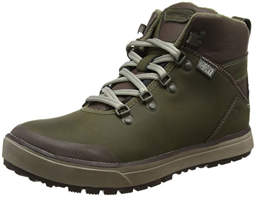 Burnt Rock, Sneaker Uomo, Verde (Dusty Olive), 44 EU Merrell