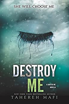 Destroy Me (Shatter Me) di [Mafi, Tahereh]