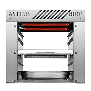 Asteus AST360 ASTEUS beefy Elektro-Infrarotgrill