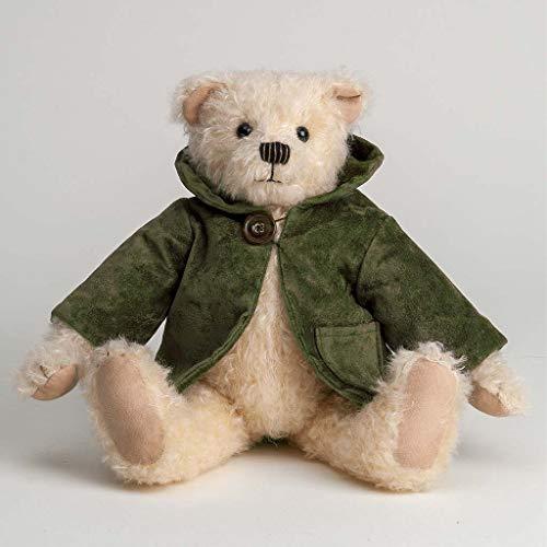 Canterbury Bears ltd 165 Cedric Mohair - Oso de Peluche, Color Crema