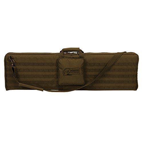 Voodoo tactique 111,8 cm simple Armes cas, Coyote - 15-017107000