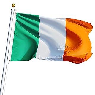 Naicasy 150x 90cm Irische Flagge