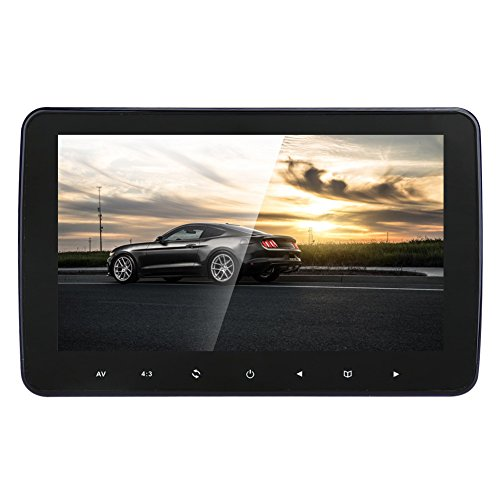 10 Zoll LCD Kopfstütze Digital MP5 Monitore Auto 1080P HD Radio Player Monitor