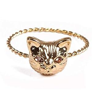Eleusine Katzenring Zubehör Damen Und Mädchen Geschenke
