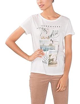 edc by Esprit 096Cc1K060, Camiseta Para Mujer