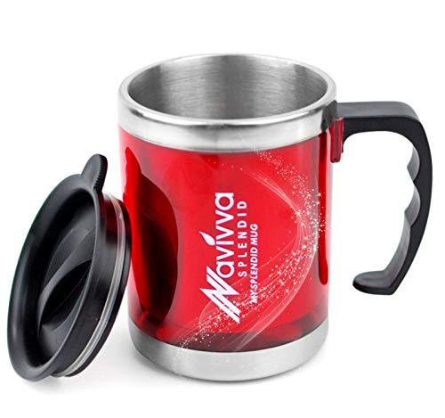 Taza termo café original y juvenil de 450 ml