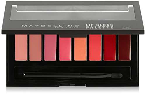 Maybeline New York Lip Gloss Palette