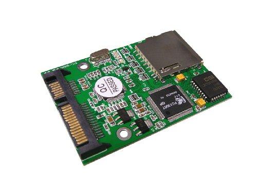SD Card (Secure Digital) zu SATA Adapter–SD- und SDHC konform