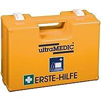 """Erste-Hilfe-Koffer für den Einsatz in Büros, Verwaltungen..., Farbe blau-weiß ultraBox """"Sector Office"""", mit Füllung... preisvergleich bei billige-tabletten.eu"""