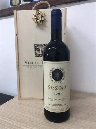 BOLGHERI SASSICAIA DOC 1996 TENUTA SAN GUIDO LT 0,750