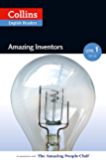 Amazing Inventors: A2 (Collins Amazing People ELT Readers)