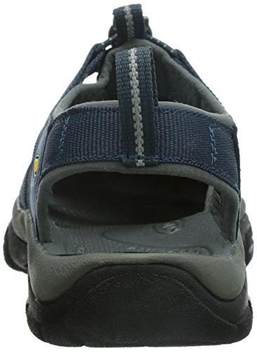 Keen NEWPORT H2 1001931, Sandales homme Bleu (Midnight Navy / Neutral Gray)
