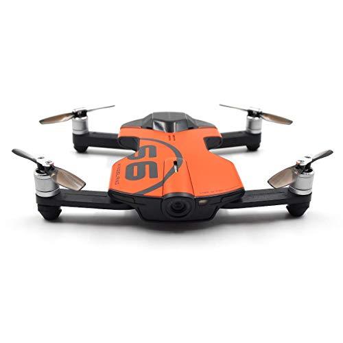 WSJ Wingsland S6 Pocket Selfie Drohne WiFi FPV mit 4K UHD Kamera Umfassende Hindernisvermeidung