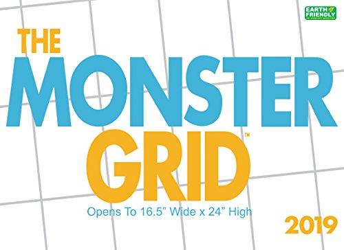 Cal 2019 Monster Grid