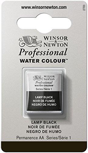 Winsor & Newton 101337 Professional Watercolours (feinste Künslter Aquarellfarbe - 1/2 Näpfchen...