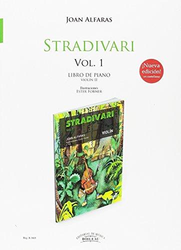 Stradivari vol. 1 - Violín y Piano - B.3605