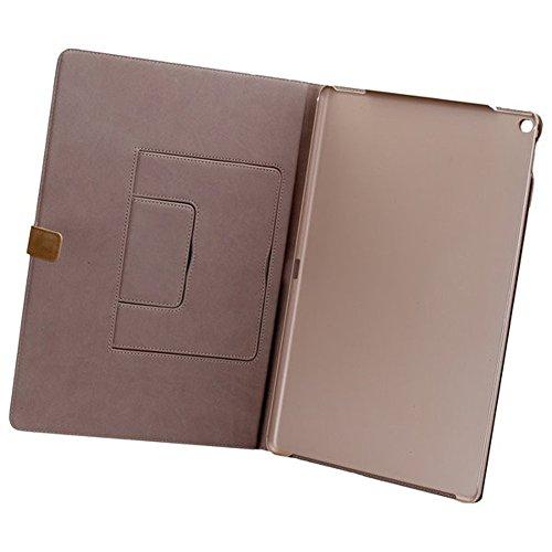 COMMANDER Premium Tasche Vintage Beige für Apple iPad Pro 12
