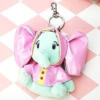 hhjxptst Plush Toy, Raincoat Anime Animal Plush Doll Pendant, Girl