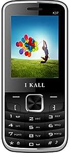 I Kall K37 Dual SIM Mobile Phone(Black)