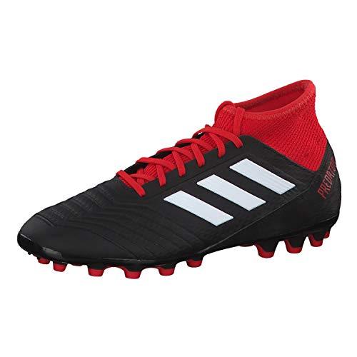 hot sale online 4e6e6 2ca4a adidas Herren Predator 18.3 AG Fußballschuhe, Schwarz (NegbásFtwblaRojo  001)