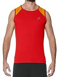 Asics Race Singlet Shirt, ärmellos