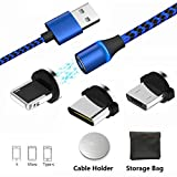 l - 1M/3.3ft(Keine Sync-Daten) | Micro 、L 、Type C USB C Aufladen Kabel / Kabel / Charger / Magnetkabe