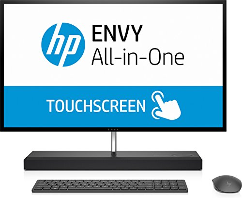"HP Envy (27-b153ng) (1gu31ea) 68,6 cm (27 ""/QHD écran tactile IPS) All-in-One Desktop PC (Windows 10 Home 64) Noir noir"