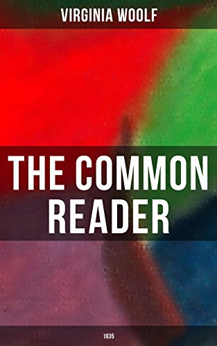 THE COMMON READER (1935) (English Edition)