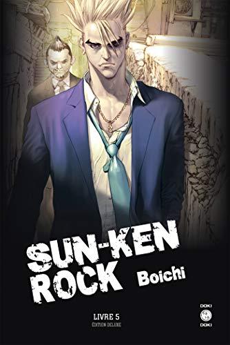 Sun-Ken Rock Edition deluxe Tome 5