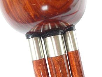 Handgeschnitzte Standard Hulusi – Blasinstrument Chinesische Flöte #110 4
