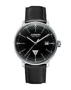 Junkers Montre Homme Analogique Quartz avec Bracelet en Cuir – 60702