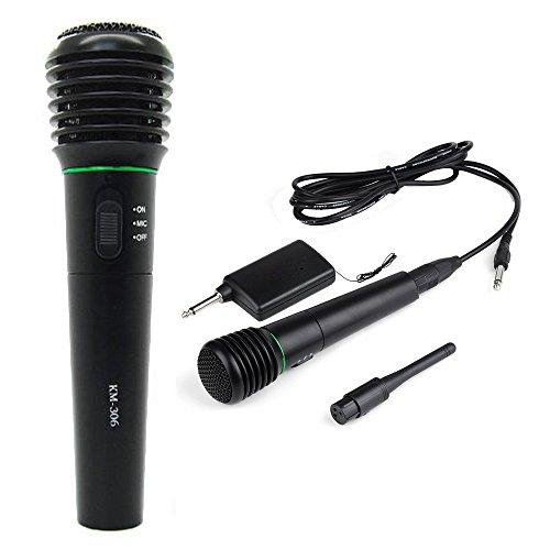 Microfono - SODIAL(R) 2 en 1