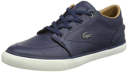Lacoste Bayliss 118 1 CAM, Zapatillas para Hombre, Azul (Nvy/Off Wht), 41 EU