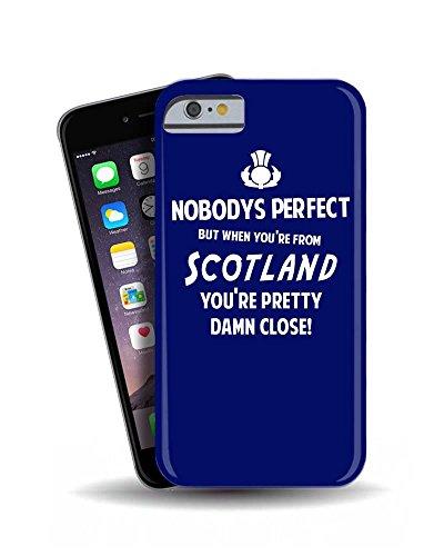 iPhone 6lorsque vous êtes de Écosse l'humour Britannique 3D Coque téléphone portable