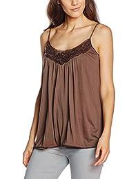 Cortefiel CTA Tirant Bordado, Camiseta para Mujer