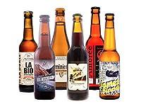 - Vous retrouverez des références de bières prestigieuses, de best-sellers et de brasseries prometteuses (sélection donée à titre indicatif) : Ambrée Du Bouffay, Dorée Bio, James Blonde, Chamonix Ipa, Brown Ipa, Dominicains Dubbels - Coffret entièrem...