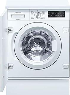 Siemens iQ700 WI14W440 Einbauwaschmaschine / 8,00 kg / A+++ / 137 kWh / 1.400 U/min / Schnellwaschprogramm / aquaStop / Hygiene Programm / (B06XFLVXKB) | Amazon price tracker / tracking, Amazon price history charts, Amazon price watches, Amazon price drop alerts