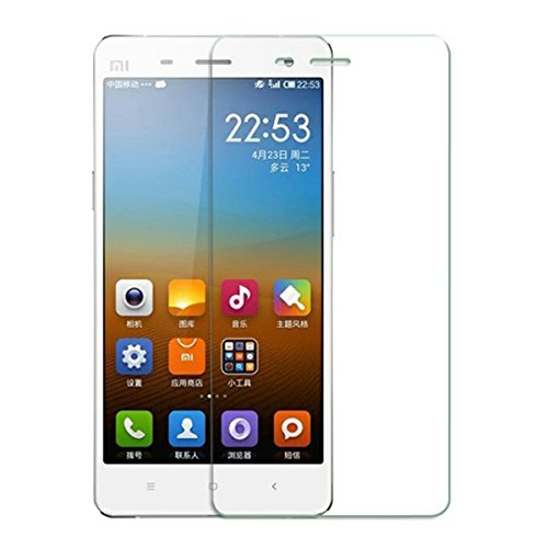 City Mobile Tempered Glass Screen Protector For Redmi Note 4 Gold