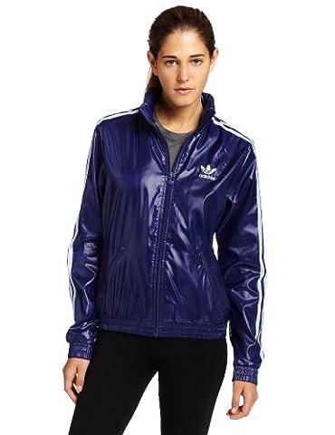 Adidas Damen ADI Windbreaker Jacke, damen, Fresh Ink, Vapour Ink