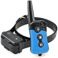 300M Remote impermeabile Pet Dog Training collana di shock con regolabile, Beep, vibrazione, torcia elettrica per gli amanti dei cani